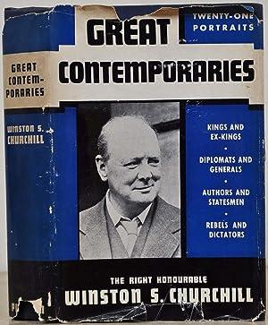 GREAT CONTEMPORARIES.: Churchill, Winston S.
