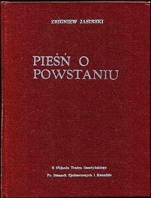 PIESN O POWSTANIU.: Jasinski, Zbigniew