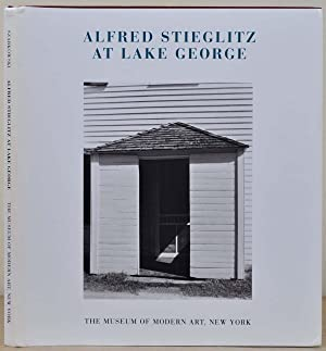 Alfred Stieglitz at Lake George.