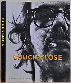 CHUCK CLOSE.: Storr, Robert; Varnedoe, Kirk; Wye, Deborah