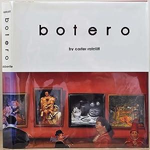 BOTERO. Signed and inscribed by Botero.: Fernando Botero; Carter