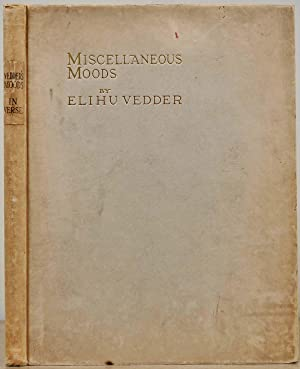 MISCELLANEOUS MOODS IN VERSE. One Hundred and One Poems with Illustrations. Deluxe edition limite...