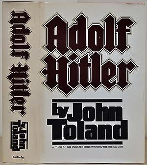 ADOLPH HITLER. Signed by John Toland.: Toland, John