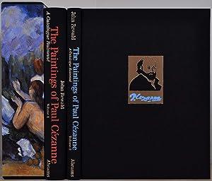 THE PAINTINGS OF PAUL CEZANNE. A Catalogue: Rewald, John; Walter