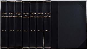 THE HISTORY OF FREEMASONRY. With the History: Mackey, Albert Gallatin;