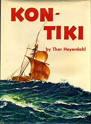 KON-TIKI. A Special Rand McNally Color Edition: Heyerdahl, Thor