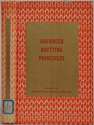 ADVANCED KNITTING PRINCIPLES.: Reichman, Charles