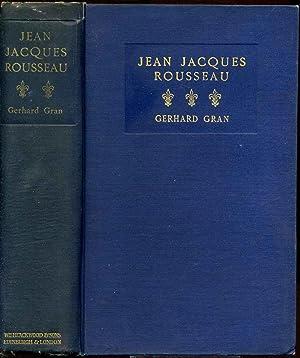 JEAN JACQUES ROUSSEAU.: Gran, Gerhard