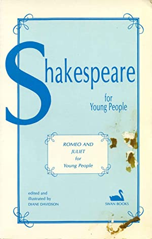 Romeo and Juliet for Young People. Signed: Shakespeare, William; Diane