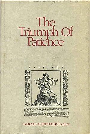 Triumph of Patience.: Schiffhorst, Gerald