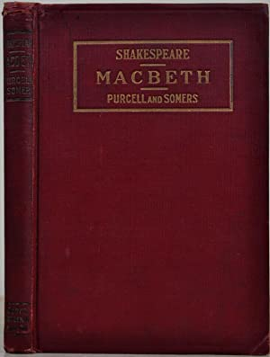 MacBeth with Introduction, Notes, and Questions for Review. Adapted from Marshall and Wood's ...