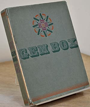 ABC GEM BOX. A Display of Skill in Typography.