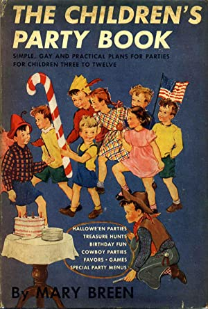 THE CHILDREN'S PARTY BOOK.