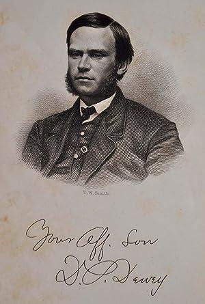 A MEMORIAL OF LT. DANIEL PERKINS DEWEY of the Twenty-fifth Regiment Connecticut Volunteers: Lloyd, ...