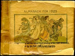Almanack for 1925.: Greenaway, Kate (1846-1901)