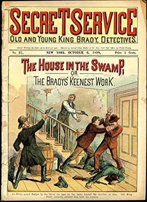 The House In The Swamp; or the Bradys' Keenest Work.