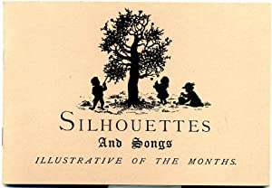Silhouettes and songs illustrative of the months. Twelve designs by Helen Maria Hinds.