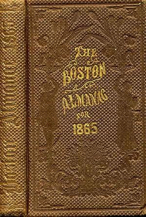 Boston almanac for the year 1865. No. 30: Unknown