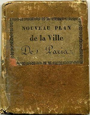 Plan Routier de la Ville de Paris, Divise en douze Arrondissemens: Terry