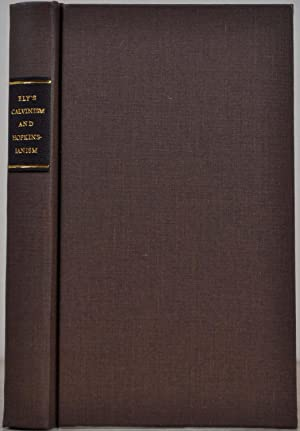 A CONTRAST BETWEEN CALVINISM AND HOPKINSIANISM.: Ely, Ezra Stiles