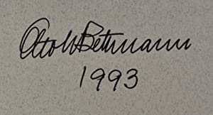 BETTMANN. The Picture Man. Signed by author.: Bettmann, Dr. Otto L.