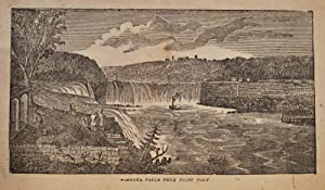 TUNIS'S TOPOGRAPHICAL AND PICTORIAL GUIDE TO NIAGARA. Containing, also, a Description of the ...