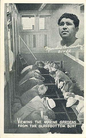 Postcard signed by Henry Fonda (1905-1982).: Fonda, Henry