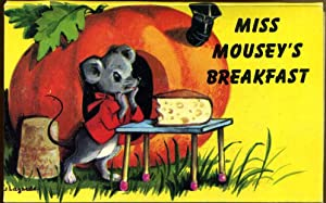 MISS MOUSEY'S BREAKFAST.: Pop-up Book
