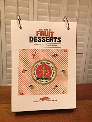 The Art of Fruit Desserts