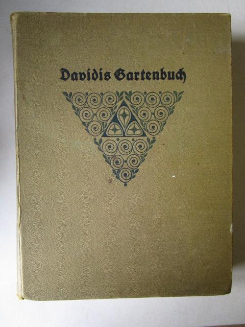 Großes Gartenbuch Der Küchen- und Blumengarten. praktische: Davidis, Henriette: