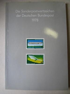Die Sonderpostwertzeichen der Deutschen Bundespost 1978: Deutsche Bundespost (Hrsg):
