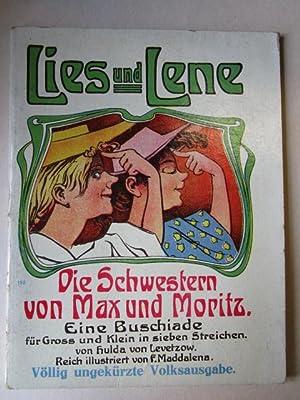 Lies und Lene Die Schwestern von Max: Levetzko, Hulda von: