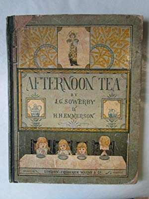 Afternoon Tea Rhymes for Children: Sowerby, J.G. and