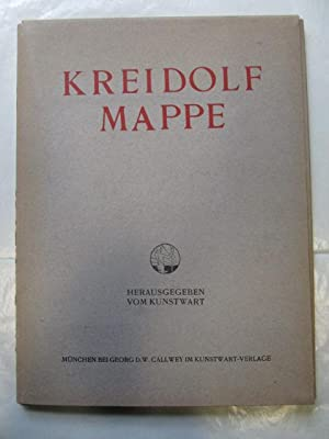 Kreidolf Mappe: Kreidolf, Ernst: