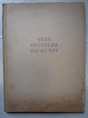 Neue deutsche Baukunst: Speer, Albert (Hrsg):