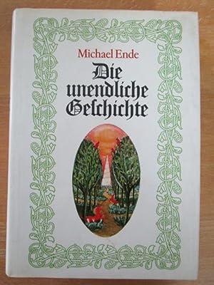 Die unendliche Geschichte.: Ende, Michael: