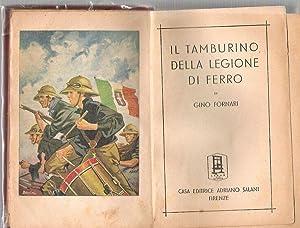 IL TAMBURINO DELLA LEGIONE DI FERRO: Gino Fornari