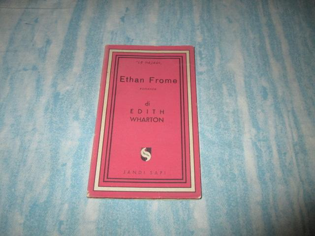 low priced 12479 1cda3 ETHAN FROME
