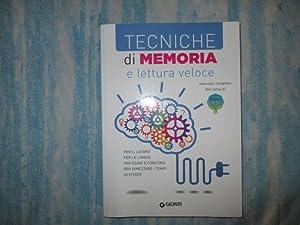 TECNICHE DI MEMORIA E LETTURA VELOCE: MAURIZIO POSSENTI PAOLA