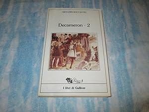 DECAMERON-2: GIOVANNI BOCCACCIO