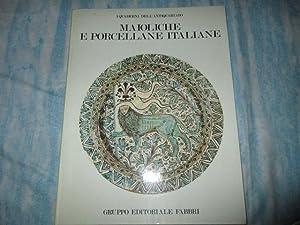 MAIOLICHE E PORCELLANE ITALIANE: JEANNE GIACOMOTTI ORESTE