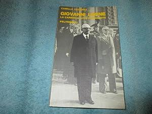 GIOVANNI LEONE LA CARRIERA DI UN PRESIDENTE: CAMILLA CEDERNA