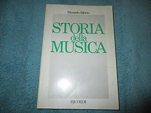 STORIA DELLA MUSICA: RICCARDO ALLORTO
