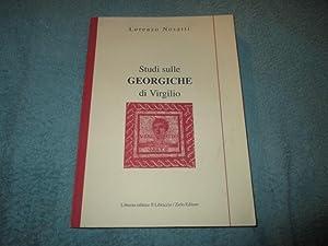 STUDI SULLE GEORGICHE DI VIRGILIO: LORENZO NOSARTI