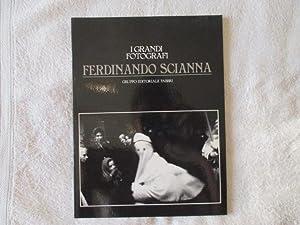 I GRANDI FOTOGRAFI FERDINANDO SCIANNA