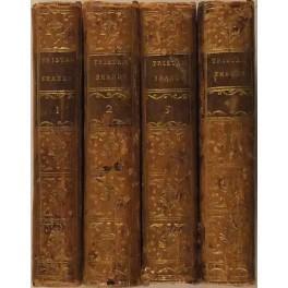 La vie et les opinions de Tristram Shandy, traduites de l'Anglois de Stern. Par M. Frenais - Sterne Laurence (1713-1768)