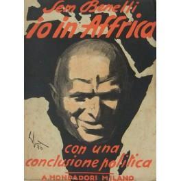 Io in Affrica. Con una conclusione politica.: Benelli Sem (1877-1949)
