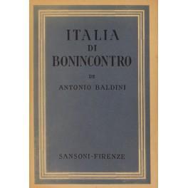 Italia di Bonincontro: Baldini Antonio