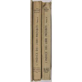 L'indice dei libri proibiti. Saggi e commenti.: Casati Giovanni