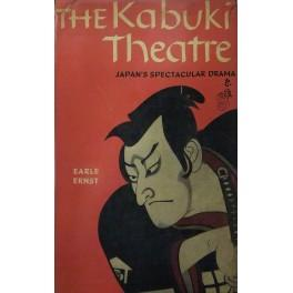 The Kabuki theatre: Ernst Earle
